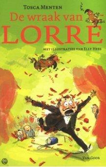 Omslag: De wraak van Lorre