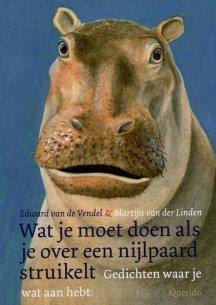 Wat moet je doen als je over een nijlpaard struikelt