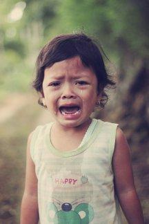 boze peuter emoties
