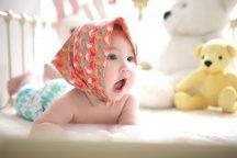 baby stinkt uit mond