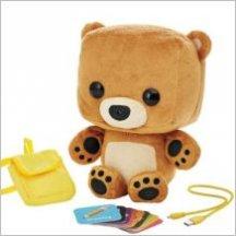 [Beeld: de 'Smart Toy Bear' van Mattel]