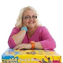 Debbie Spelt, de Speelgoedvrouw