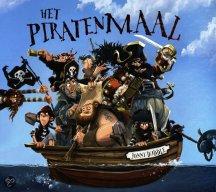 Omslag: Het Piratenmaal