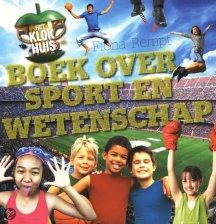 Cover: Het Klokhuis - Boek over sport en wetenschap