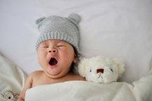 doorslapen baby