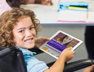 kind portal platform tablet WWIH