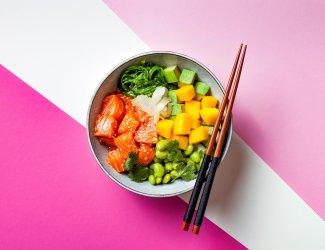 Koken met Ouders Online - Familie Thai - Pokebowl