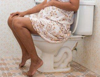 Diarree tijdens de zwangerschap