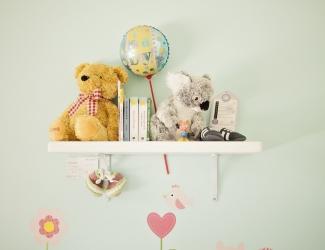 inrichten babykamer inspiratie kleur geel