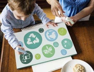 Energie besparen met kinderen